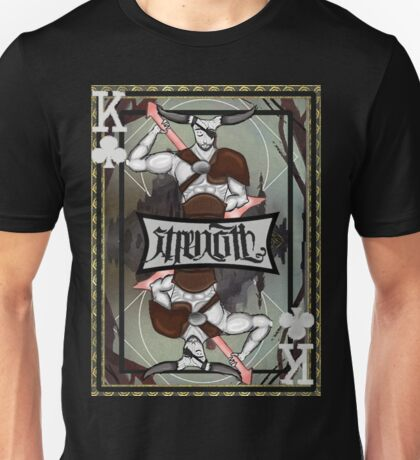 The Iron Bull The King of Clubs Unisex T-Shirt