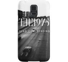 The 1975 Head.Cars.Bending Samsung Galaxy Case/Skin