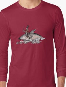 The Hunt! Long Sleeve T-Shirt