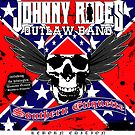 CD Cover Art - Johnny Rodes Outlaw Band: Southern Etiquette - Reborn Edition by COGgraphix