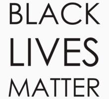 Black Lives Matter (Ferguson)  Kids Tee