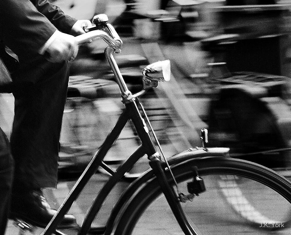 going somewhere by J.K. York