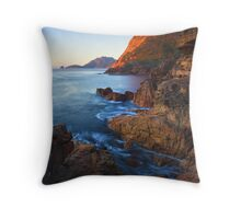 Sleepy Bay, Freycinet National Park, Tasmania Throw Pillow