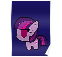 Weeny My Little Pony- Twilight Sparkle Poster