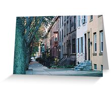 Locust St Greeting Card