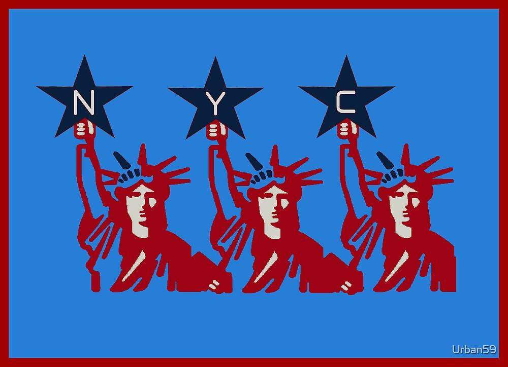 Liberty x3  by Urban59