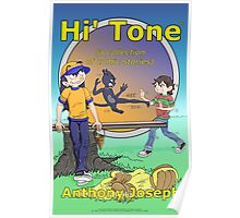 Hi' Tone Book Cover Poster