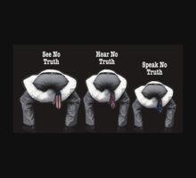Three Dumb Asses by GMac