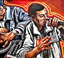 Pete Rock & Cl Smooth by samjayart