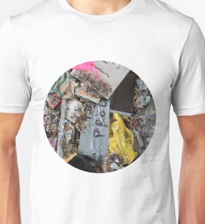 DEBRIS Unisex T-Shirt