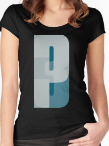 Third- Portishead Women's Fitted Scoop T-Shirt