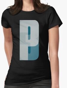 Third- Portishead Womens Fitted T-Shirt