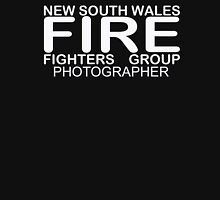 Nsw Firefighters Group Photographer Unisex T-Shirt