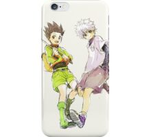 HxH - Hunter Exam iPhone Case/Skin