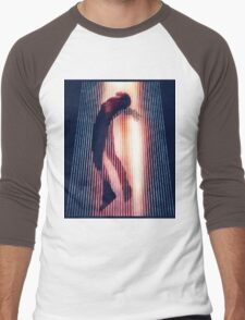 Yeezus  Men's Baseball ¾ T-Shirt
