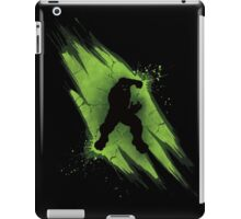 Power of Anger iPad Case/Skin