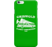 Griswold Family Christmas 1989 VINTAGE iPhone Case/Skin