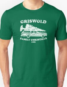 Griswold Family Christmas 1989 VINTAGE T-Shirt