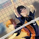 Haikyuu!! Toss by banafria
