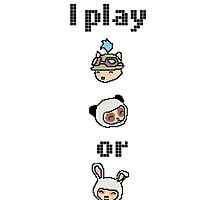 I only play Teemo by CornellGirl216