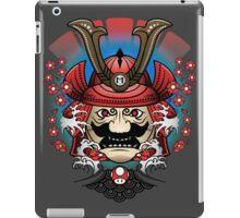 Mushroom Kingdom Samurai iPad Case/Skin