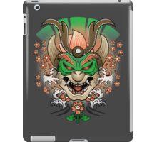 Mushroom Kingdom Ronin iPad Case/Skin