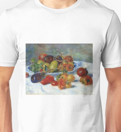 Auguste Renoir - Fruits Of The Midi, 1881 Unisex T-Shirt