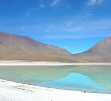 Laguna Verde by bms2tjb