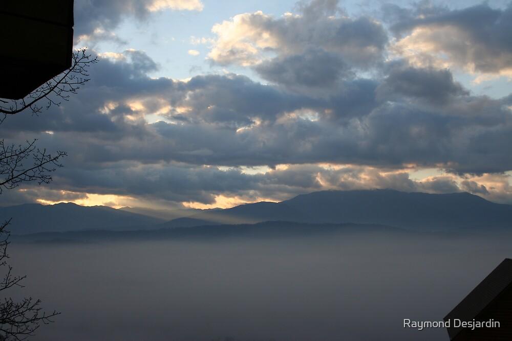 Smoky Mountains 8 by Raymond Desjardin