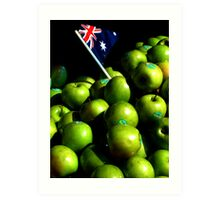 Granny Smith  Art Print