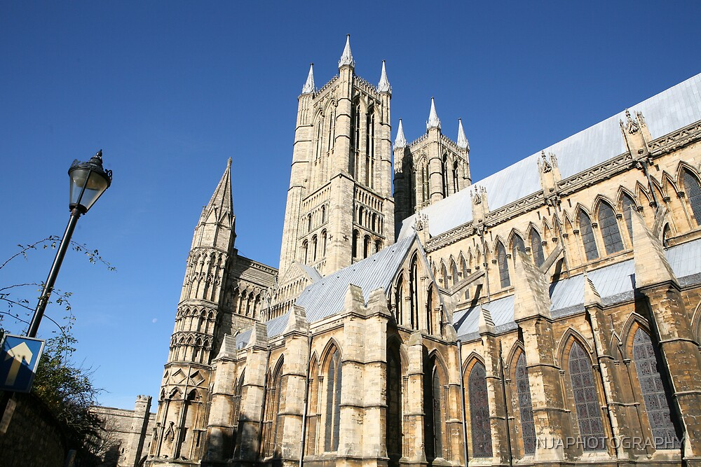 lincoln catherdral by NJAPHOTOGRAPHY