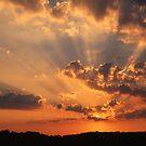 Sunset by mymamiya