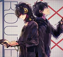 Kagepro - Route 1 + XX by banafria
