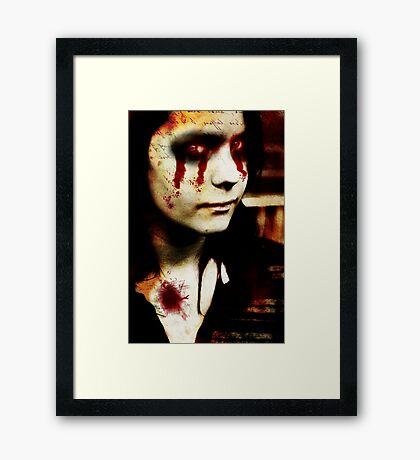 Tragedy Framed Print
