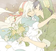 Kagepro - Flowers by banafria