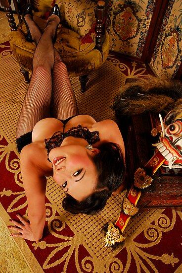 Davinia Asian Fusion by Danielle Emerick
