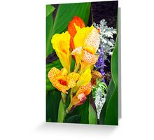 Flowers Kelowna Greeting Card