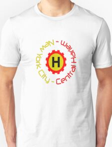 Harlem NYC Red/Yellow T-Shirt