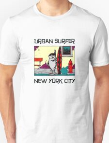 Urban Surfer NYC T-Shirt