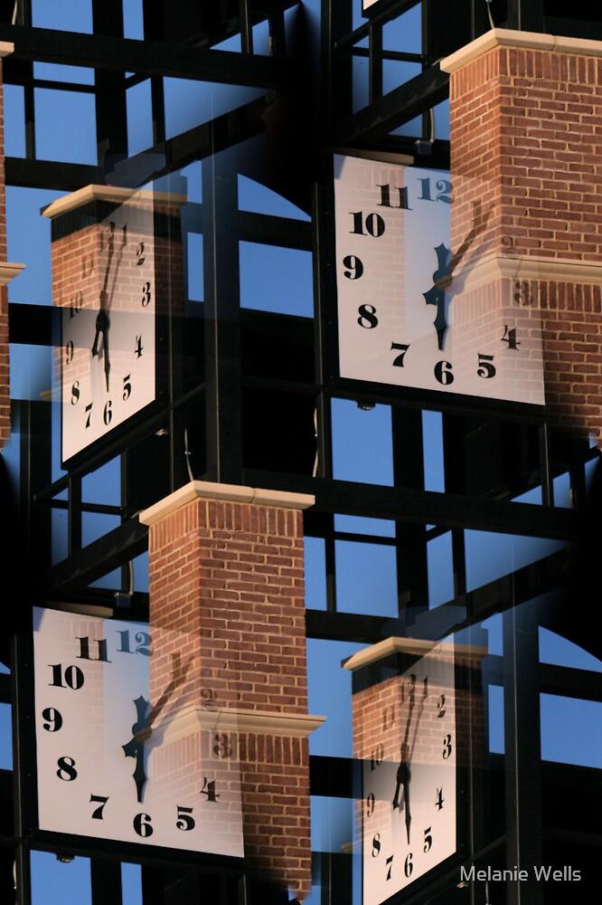 Turn Back The Clocks by Melanie Wells