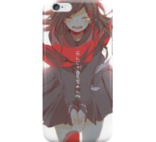 Kagepro - Lost Time iPhone Case/Skin