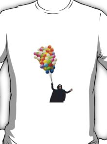 snape with balloons T-Shirt