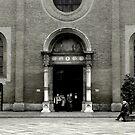 Santa Maria Delle Grazie - Milano by LOREDANA CRUPI