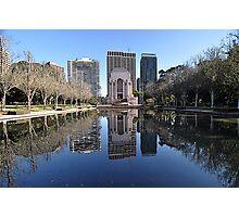 ANZAC Memorial, Hyde Park, Sydney, Australia 2012 Photographic Print