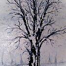 Winters Impression by Katie Hoisington