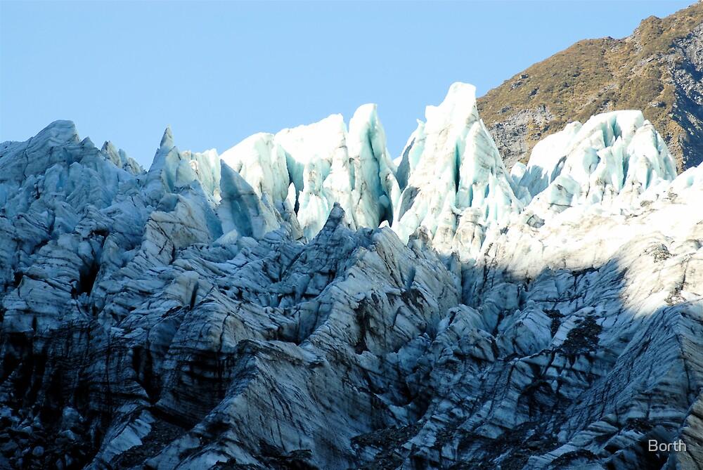Glacier by Borth