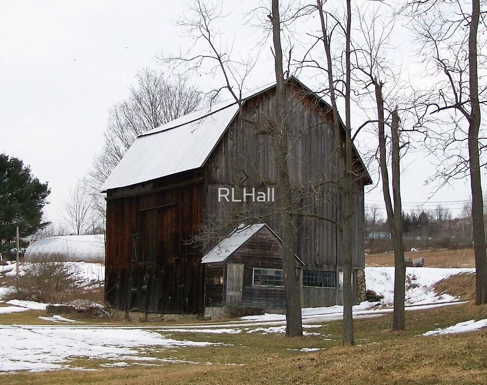 Vintage Barn by RLHall