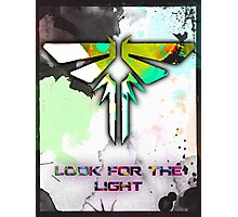 Fire Fly: The Last of Us (Look for the Light) Photographic Print
