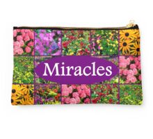 EXPECT A MIRACLE Studio Pouch