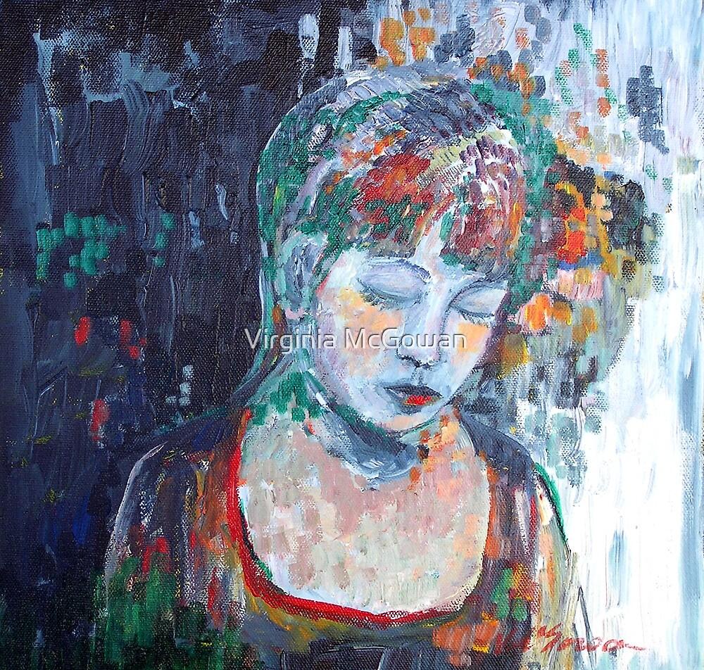 Repose by Virginia McGowan